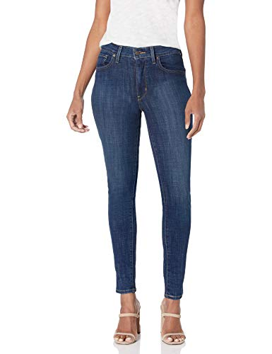 Levi's Women's 721 High Rise Skinny Jeans, Blue Story, 24 (US 00) S