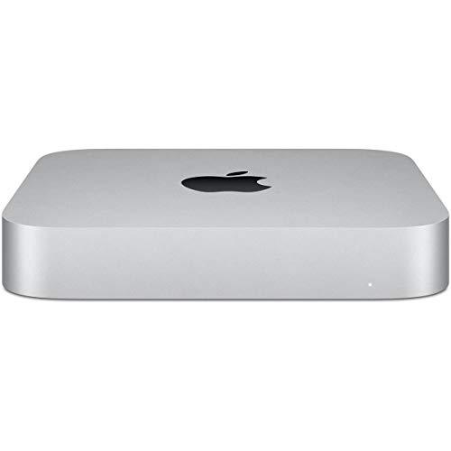 Apple BTO Mac Mini Desktop Computer, M1 Chip with 8-Core CPU and 8-Core GPU, 16GB Memory, 512GB SSD, Gigabit Ethernet, Late 2020