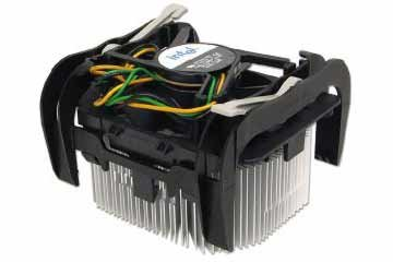 Intel Socket 478 Heatsink fan C33224-001 C33224-002 C33224-003