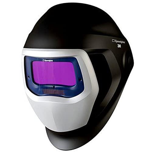 3M Speedglas Welding Helmet 9100 with Extra-Large Size Auto-Darkening Filter 9100XX-...