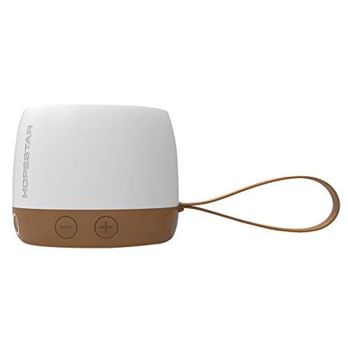 HIOD HOPESTAR Bocina Bluetooth Mini Al Aire Libre Portátil 10m (33 pies) Distancia Altavoz Inalámbrico,White