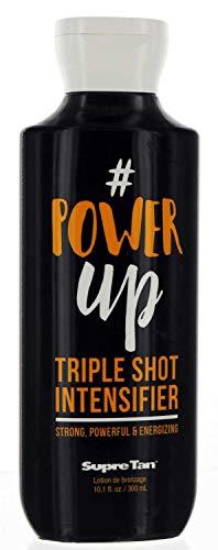# Power Up Triple Shot Intensifier Tanning Lotion