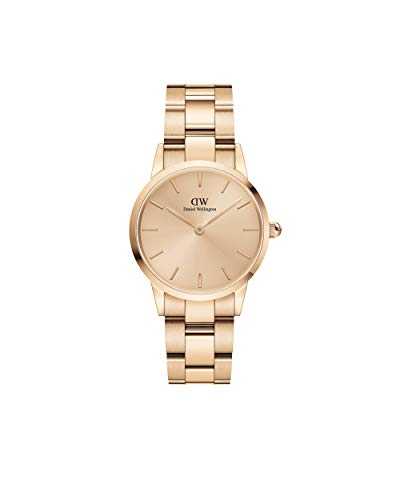Uhren Daniel Wellington Iconic Link Unitone Rose Gold 28mm DW00100401