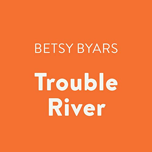 Trouble River audiobook cover art