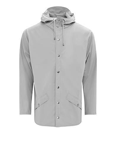 RAINS Waterdichte korte jas voor heren