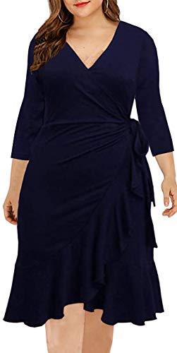 Vestido Talla Grande marca BEDOAR