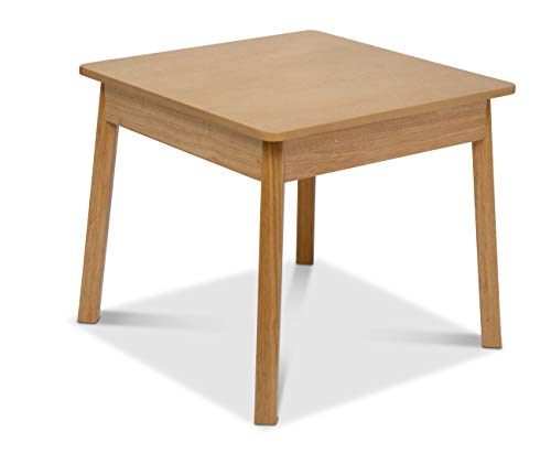 Melissa & Doug Wooden Square Table (Natural)