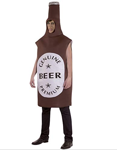 PARTY FIESTA Disfraz Hombre Botelln De Cerveza (S)