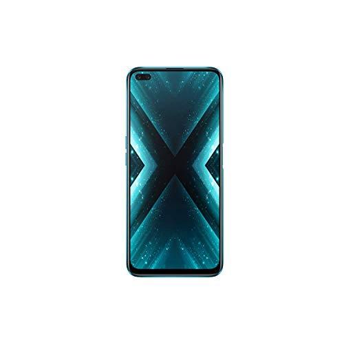 "realme X3 Super Zoom, Glacier Blue, 12GB+256GB, 6.57"" 120Hz Screen, 4200 mAh Battery with 30W Dart Charge, Sim Free Smartphone, UK Plug and Full UK Warranty"