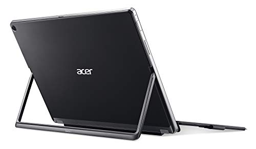Acer Switch 5 (SW512-52-5819) 12 Zoll Convertible Notebook   Intel Core i5-7200U, 8GB RAM, 256GB SSD, Win 10 Home   Schwarz