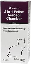 Vet One Cat Inhaler - 2 in 1 Feline Aerosol Chamber