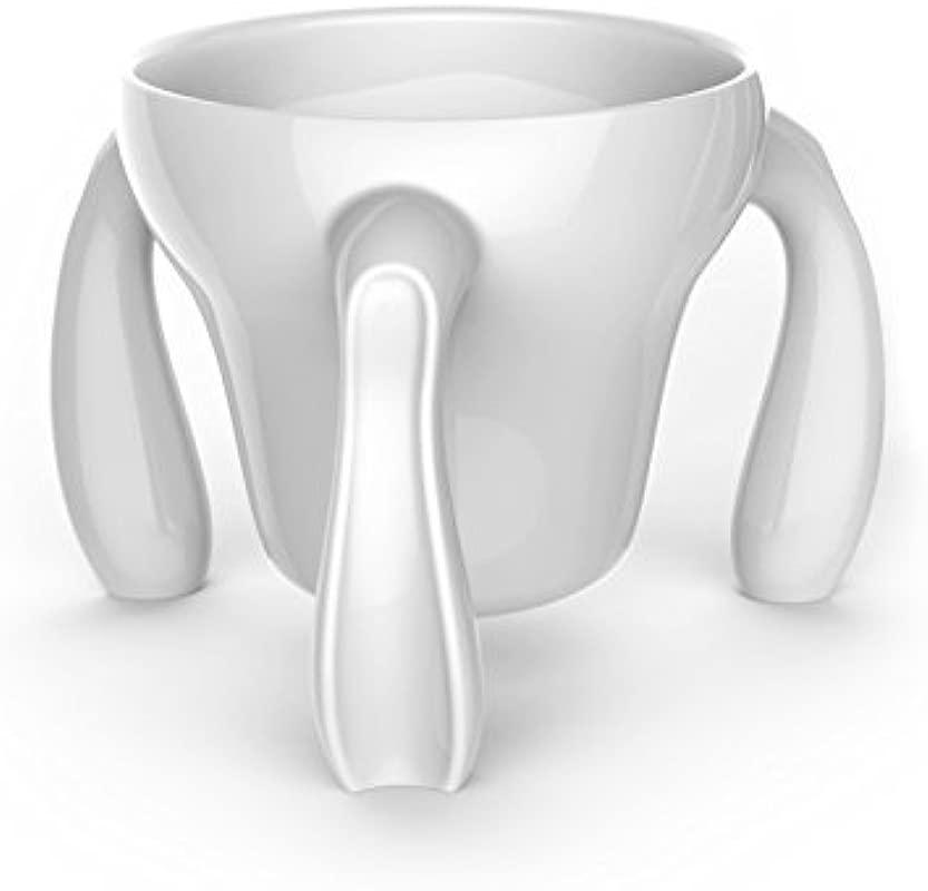 Kangaroo Cup 1 White
