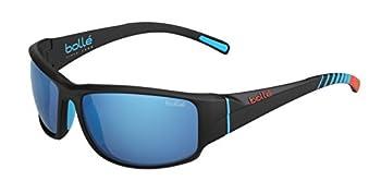 Bolle Keelback Polarized Offshore Blue Oleo AR Matt Black Bahamas