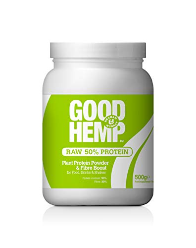 Good Hemp + Protein (Raw) + 500g