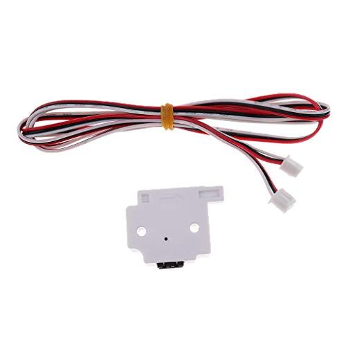 ARCELI Parte Stampante 3D Modulo di rilevamento del Materiale per Lerdge Board 1.75mm / 3.0mm sensore di monitoraggio del filamento del modulo di rilevamento del filamento