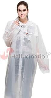 HALLUCINATION Unisex PVC Raincoat