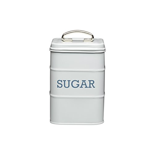 Kitchen Craft LNSUGARGRY Food Storage Container, One Size, Blue