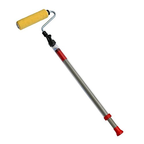 Farbroller-Bürste, Saugschlauch-Art Halbautomatischer Wand-Lack-Pinsel, Latexrollenbürsten Maschine, Bürsten-Werkzeug