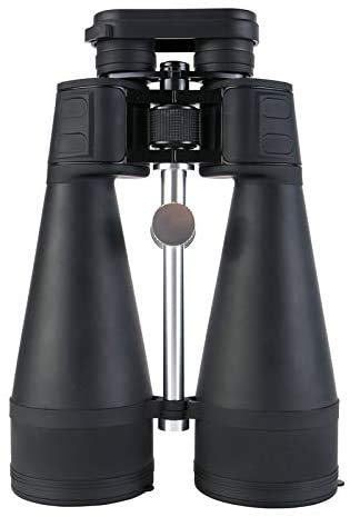 J & J Zoom Prismáticos 30-260X160 Potente telescopio HD Profesional Vison High Times binoculares de Largo Alcance para la Caza Mirando Las Estrellas