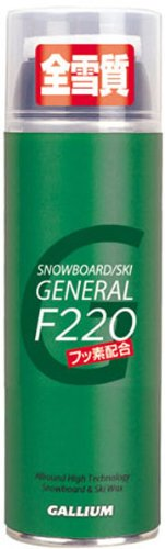 GALLIUM(ガリウム) GENERAL・F220(220ml) SW2086