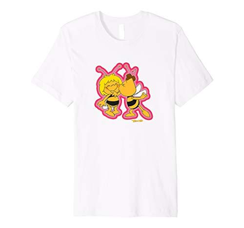 Biene Maja classic - Maja & Willi - T-Shirt
