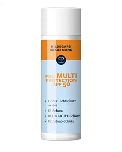 Hildegard Braukmann Pro Multi Protection SPF 50 Gesichtslotion, 50 ml