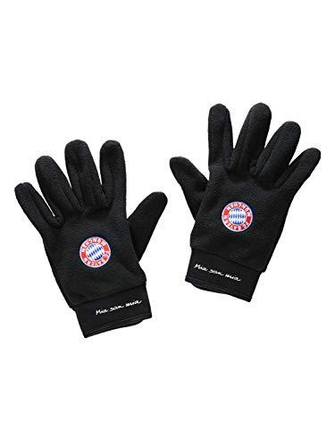 FC Bayern München Trainings-Handschuhe/Feldspieler-Handschuhe schwarz/XXL