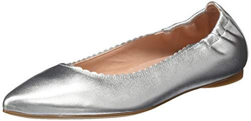 Unisa Aspas_lmt, Bailarinas Mujer, Plateado Silver
