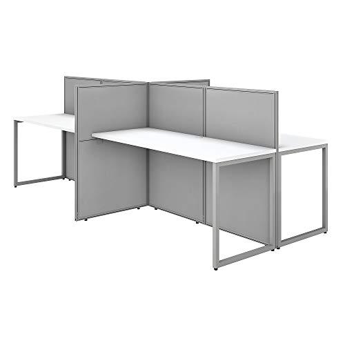 Bush Business Furniture 48W Desk Divider Privacy Panel