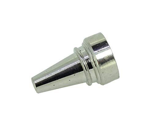 Budawi® -Edelstahl Köpfchen mit Gewinde und integriertem Sieb, Pfeifenkopf
