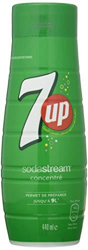 Sodastream Lot de 6 Concentrés 7UP 440ml