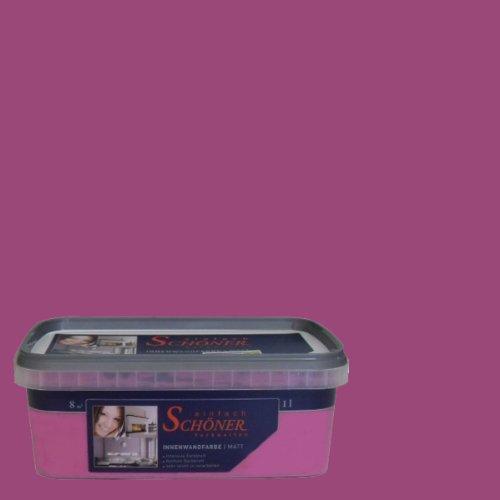 Wilckens Einfach Schöner 1l, Farbton:Purpur Rot