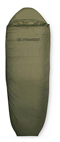 Unbekannt Trimm Schlafsack Scout, Khaki, 235 x 85 x 35 cm