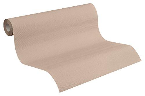 Esprit Home Buenos Aires 941487 - Carta da parati, tinta unita, colore: grigio-beige