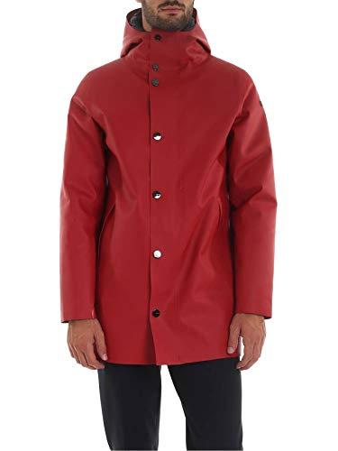 Luxury Fashion | Rrd Herren W1905071 Rot Polyester Jacke | Herbst Winter 19