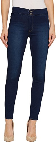 Levi's Women's on the Move Skinny Jeans, Soft Blue Note, 29 (US 8) R
