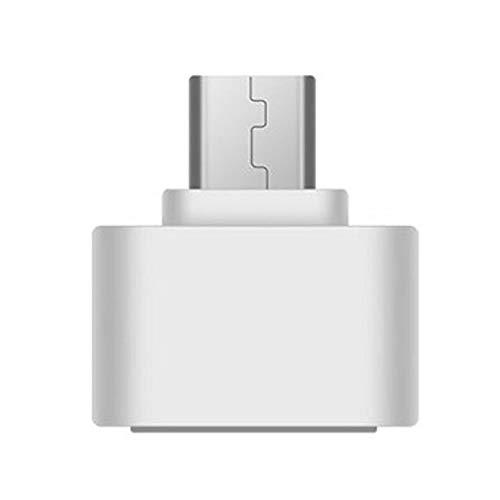 Summerwindy USB 3.0 Tipo-C OTG Cable Adaptador Tipo C USB-C OTG Convertidor para Mi5 Mi6 Raton Teclado USB Disk Flash