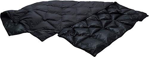 YETI Kiby - Manta de plumón, Color Negro