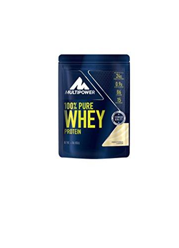 Multipower 100% Whey Protein French Vanilla - 450 gr