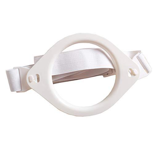 QLIGHA Cinturón de Refuerzo para Bolsa de estoma de Uso General, cinturón de ostomía de Elasticidad Suave y Ajustable