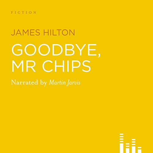 Goodbye, Mr Chips cover art