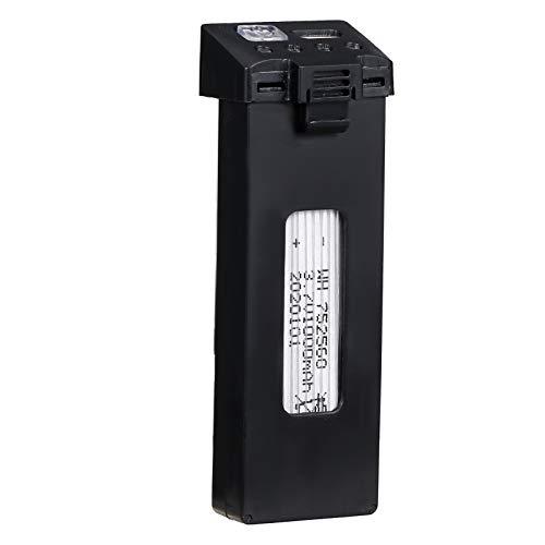 Tooart Batteria modulare, Batteria modulare 3.7V 1000Mah per Drone S62 RC