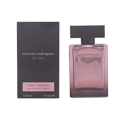 Narciso Rodriguez For Her Musc Intense femme/woman, Eau de Parfum, Vaporisateur/Spray 50 ml, 1er Pack (1 x 50 ml)
