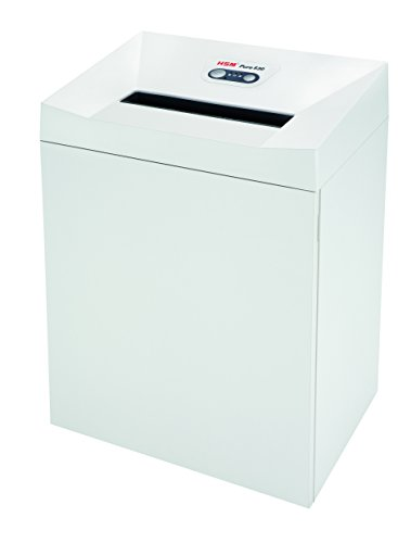 Buy Discount HSM Pure 530c Cross-Cut; shreds up to 18 sheets; 21-Gallon Capacity Continuous Operatio...