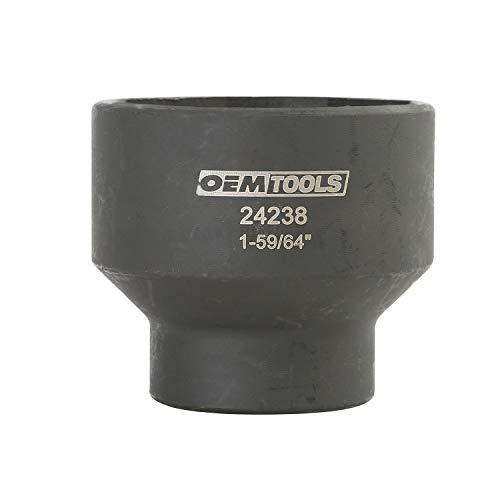 OEMTOOLS 24238 3/4' Drive Ball Joint Impact Socket 1-59/64'