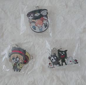 LEVEL.5 レベル5 アクスタ セット キヨ レトルト 牛沢 ガッチマン フジ キヨ猫 ゲーム実況者