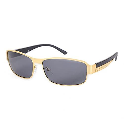 KUNIUO Gafas De Sol Fotocromáticas para Hombre, Gafas De Camaleón De Conducción Polarizadas, Gafas De Sol De Cambio De Color para Hombre, Gafas De Visión Nocturna Diurna-03