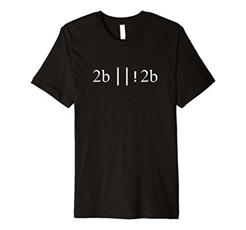 Sein oder nicht sein Codierung Computer Science Shirt