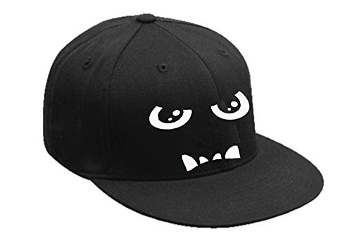 Bonnet Casquette Snapback Baseball Yeux Devil Eyes Hip-Hop Bad Hair Day