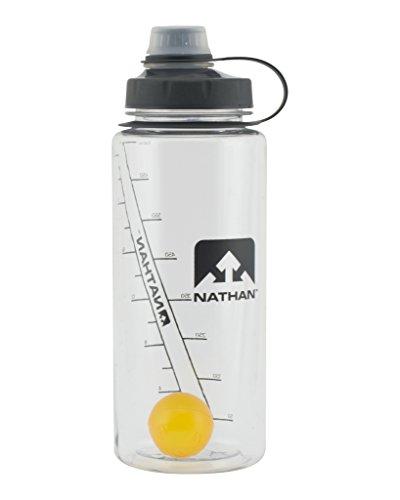 Nathan Bouteille d'eau De Shaker Shot 750 ML 4316TN - Claire, Taille Unique